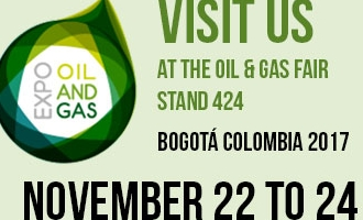 VISIT US EXPO OIL & GAS IN COLOMBIA